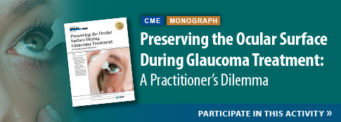 Preserving the Ocular Surface During Glaucoma Treatment