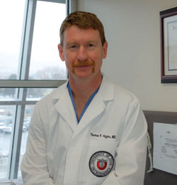Thomas F. Higgins, MD