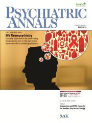 Psych Annals May 2013 Cover