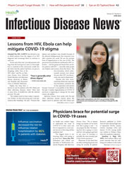 Infectious Disease News June 2020