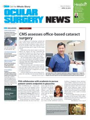 Ocular Surgery News April 10, 2016