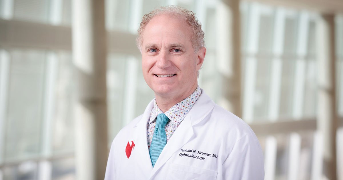 Ronald R. Krueger, MD