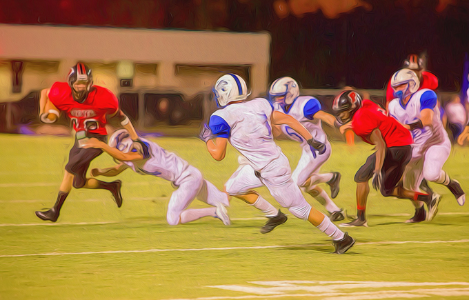 High school football concussion risk greater for young athletes and on turf