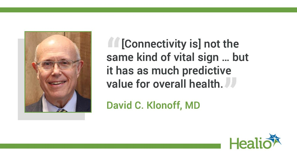 healio.com - Connectivity, digital tools becoming the 'sixth vital sign' in health care