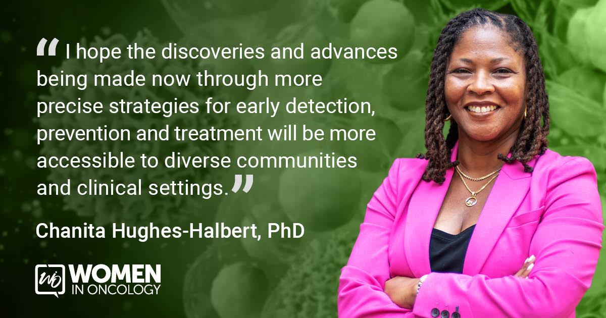 Chanita Hughes-Halbert, PhD