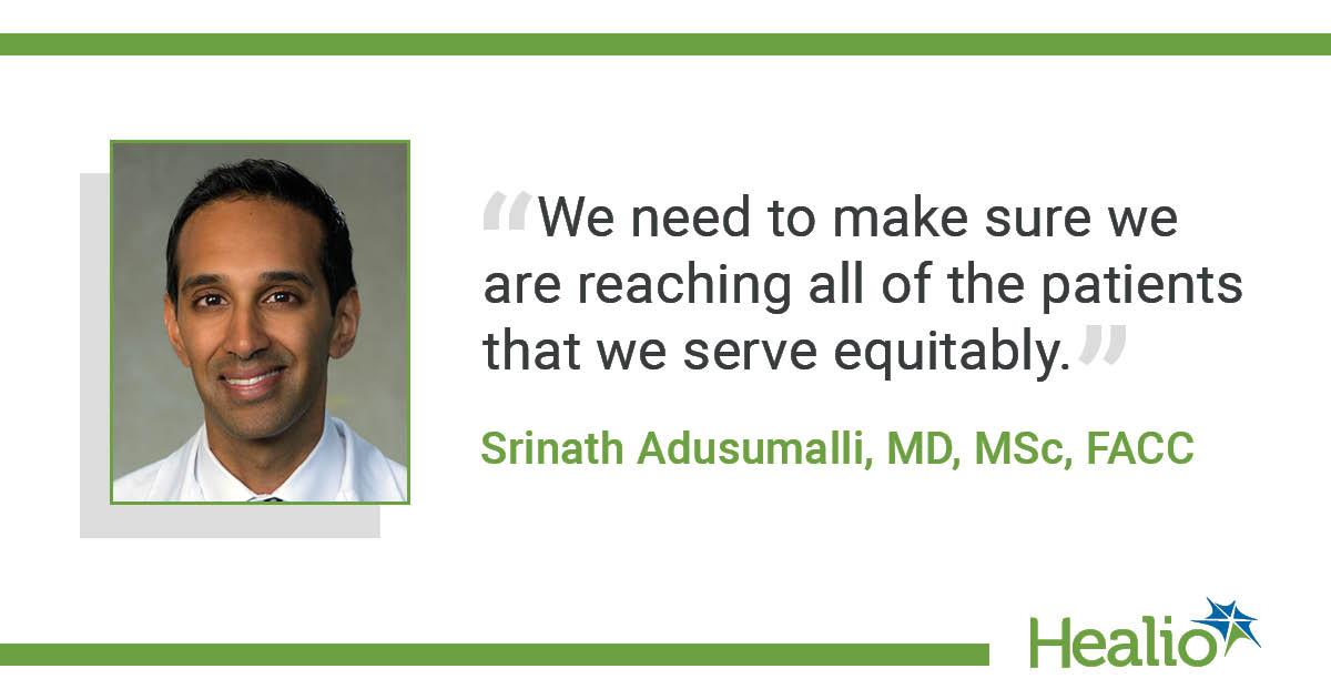 Srinath Adusumalli quote