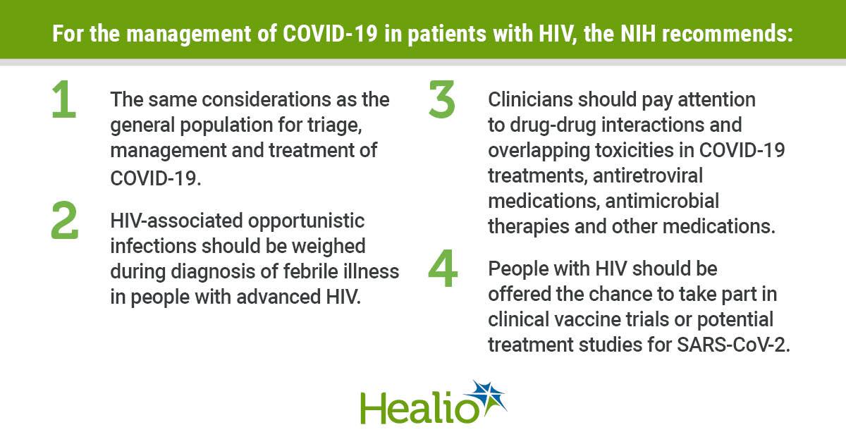 NIH HIV Update Infographic