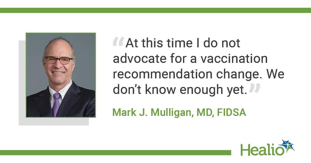 Mark Mulligan quote