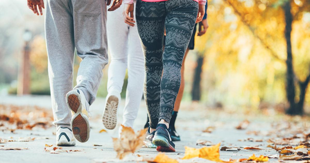 Walking 2019