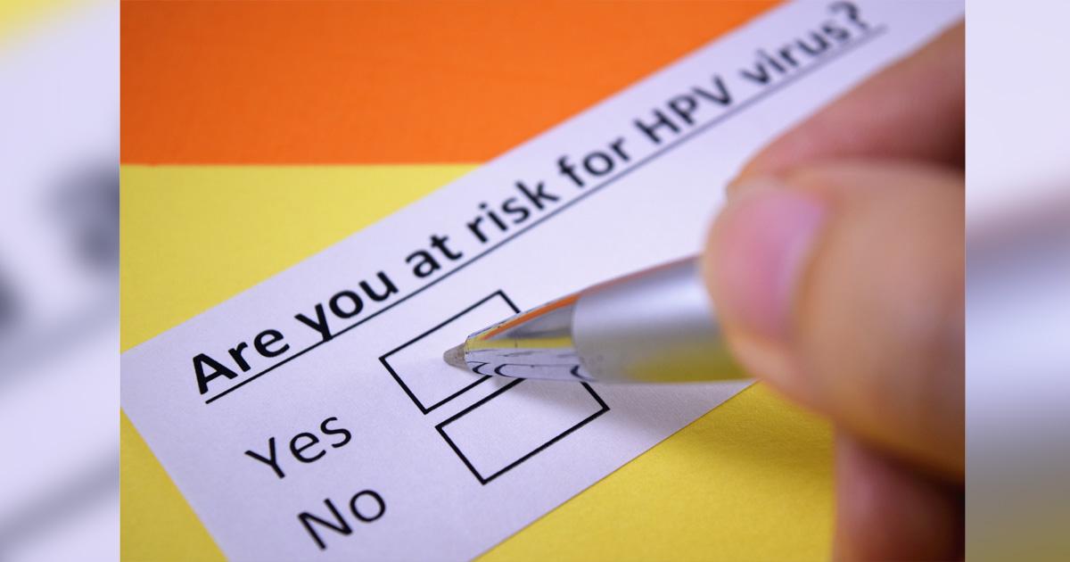 hpv virus yes or no este posibil să eliminați papiloamele vara