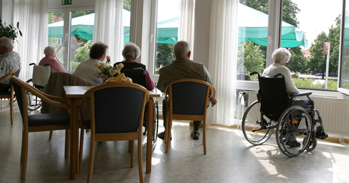 Nursing Home Infection Control Should Target Environments Outside Resident Rooms