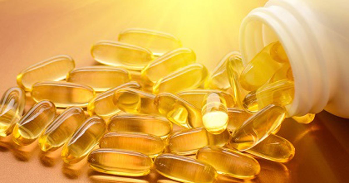 Vitamin D, omega-3 fatty acids supplements over 5 years fail to reduce knee pain