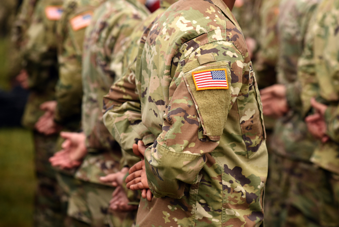 us soldiers.'
